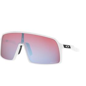 Oakley Sutro Gafas de sol Hombre, polished white/prizm snow sapphire
